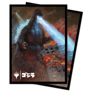 UP MTG Godzilla King of the Monsters Standard Sleeves 100pc