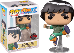 Naruto - Rock Lee Exclusive Funko POP!