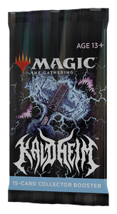 MTG Kaldheim Collector Booster Pack
