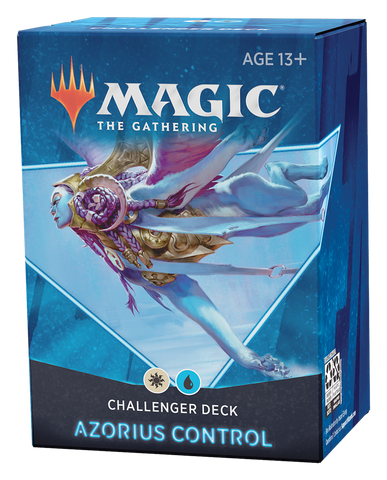 MTG Challenger Deck 2021 (Azorious Control)