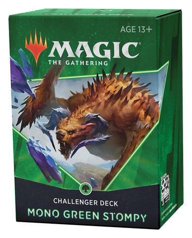 MTG Challenger Deck 2021 (Mono Green Stompy)
