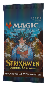 MTG Strixhaven: School Of Mages Collector Booster *Pre-Order*