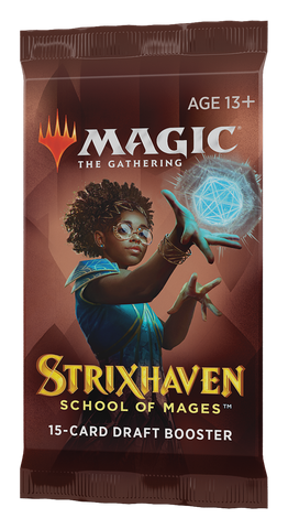 MTG Strixhaven: School Of Mages Draft Booster *Pre-Order*