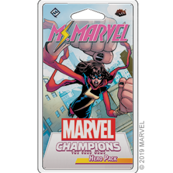 Marvel Champions Ms Marvel Expansion