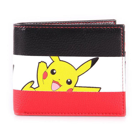 Pokemon Pikachu Bifold Wallet