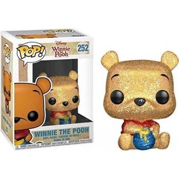 Disney Diamond Collection - Winnie The Pooh Glitter Funko POP!