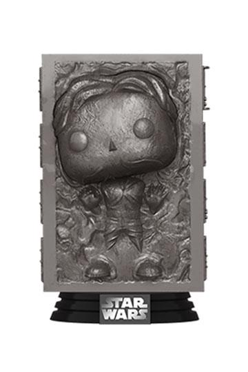 Star Wars - Han In Carbonite Empire Strikes Back 40th Anniversary Funko Pop!