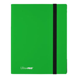 UP Eclipse Pro - 9 Pocket Binder Lime Green