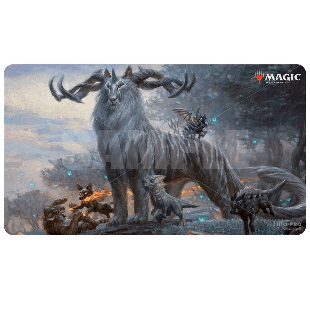 UP MTG Ikoria V7 Playmat