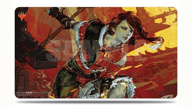 UP MTG WAR ALT Arlinn Kord Playmat
