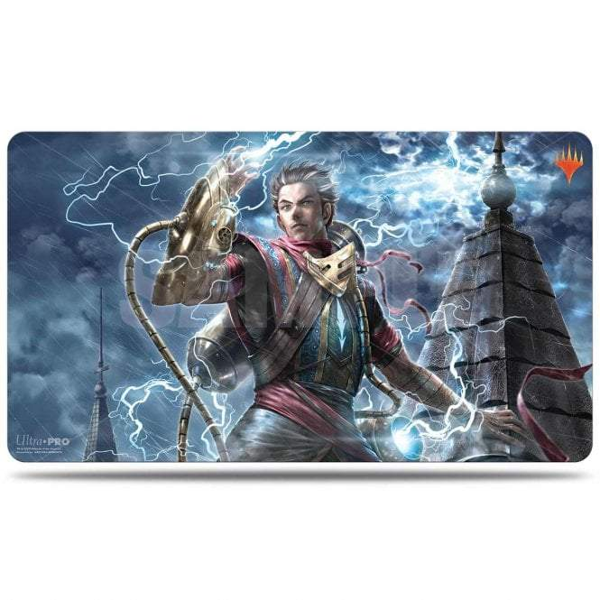 UP MTG WAR ALT Ral Zarek Playmat