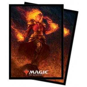 UP MTG Core Set 2021 V4 Standard Sleeves 100pc