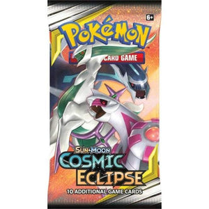 Pokemon Sun & Moon Cosmic Eclipse Booster Pack