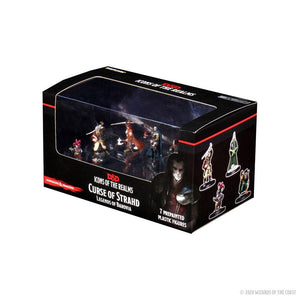 D&D Icons of the Realms: Curse of Strahd pre-painted Miniatures Legends of Barovia Premium Box Set