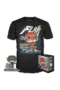 DC Jim Lee -  Flash Exclusive Funko Pop! Tee Box