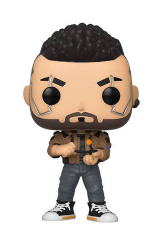 Cyberpunk 2077 - V-Male Funko POP!