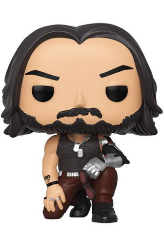 Cyberpunk 2077 - Johnny Silverhand Funko POP!