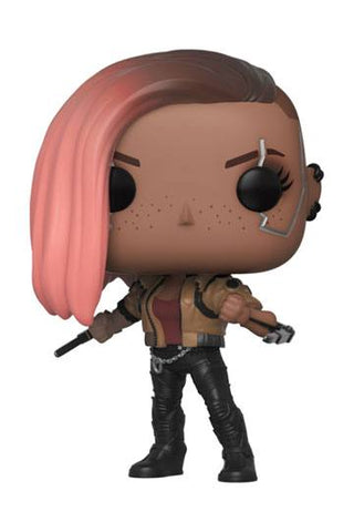 Cyberpunk 2077 - V-Female Funko POP!