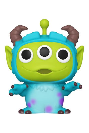 Toy Story Remix- Alien As Sully Funko POP!