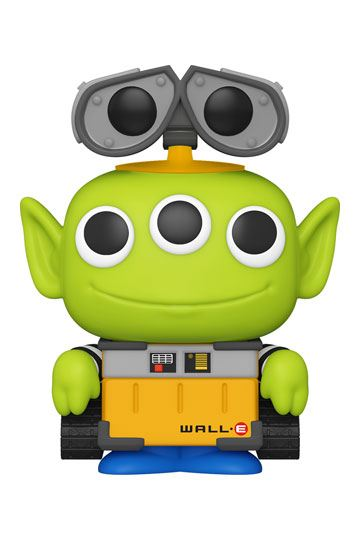 Toy Story Remix- Alien As Wall-E Funko POP!