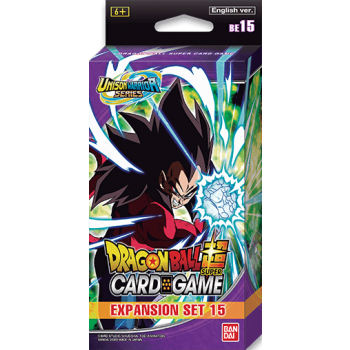 Dragon Ball Super TCG Expansion Set BE15
