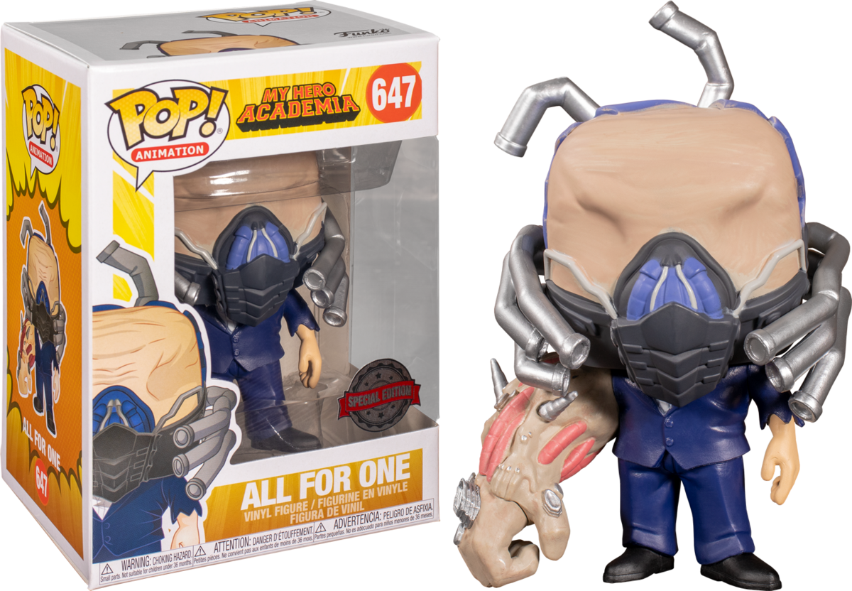 My Hero Academia - All For One (Charged) Exclusive Funko POP!