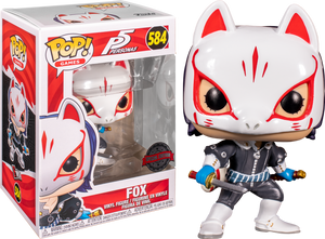 Persona 5 - Fox Exclusive Funko POP!