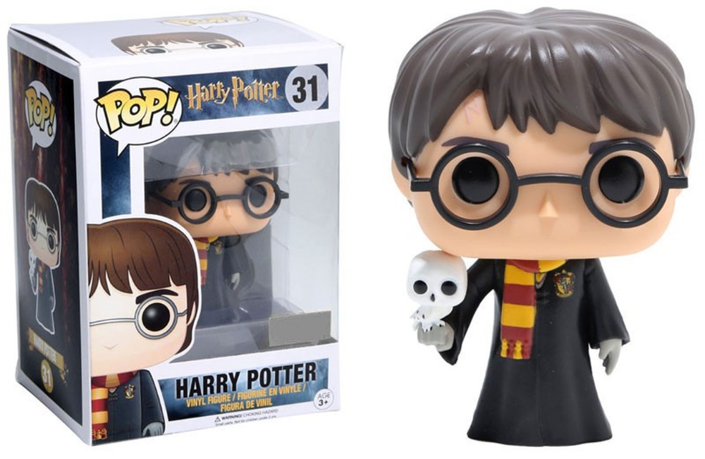 Harry Potter -  Harry with Hedwig Funko Pop!