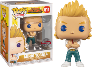 My Hero Academia - Mirio Togata Exclusive Funko POP!