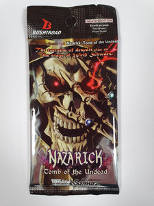 Weiss Schwarz Nazarick: Tomb Of The Undead Booster Pack
