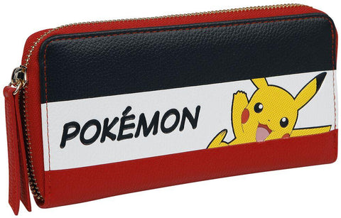 Pokémon Wallet Zip Around Pikachu
