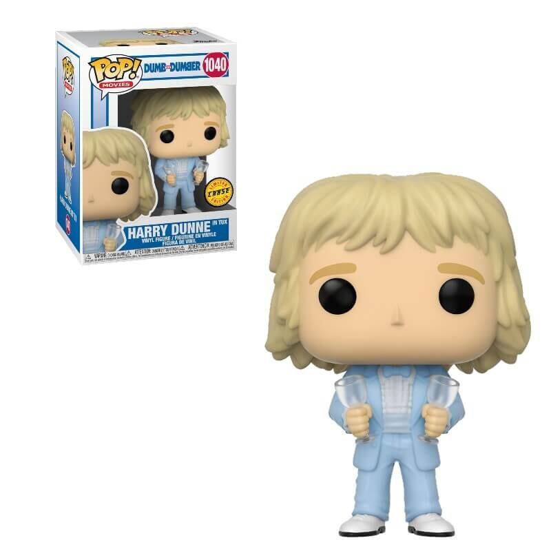 Dumb & Dumber - Harry Dunne in Tux Chase Exclusive Funko POP!