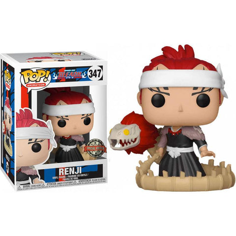 Bleach - Renji with Bankai Sword Exclusive Funko