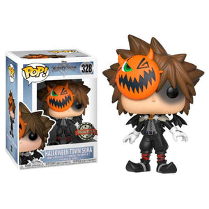 Kingdom Hearts - Halloween Town Sora Exclusive Funko