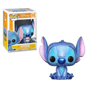 Disney Diamond Collection - Stitch Glitter Funko POP!