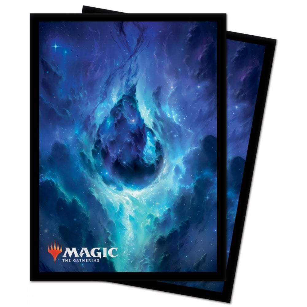 UP MTG Celestial Island Standard Sleeves 100pc