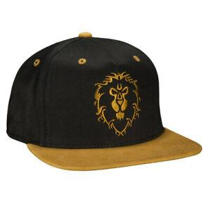 World of Warcraft Legendary Alliance Premium Snap Back Hat