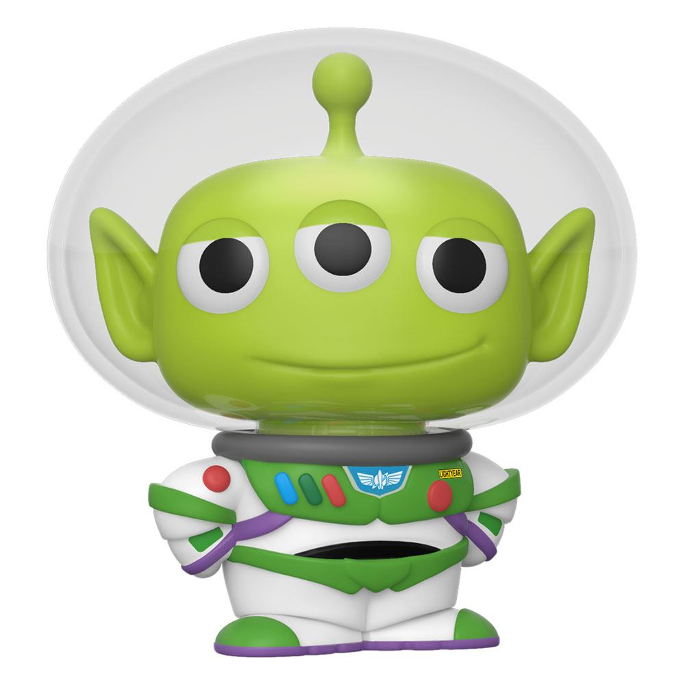 Toy Story Remix- Alien As Buzz Funko POP!