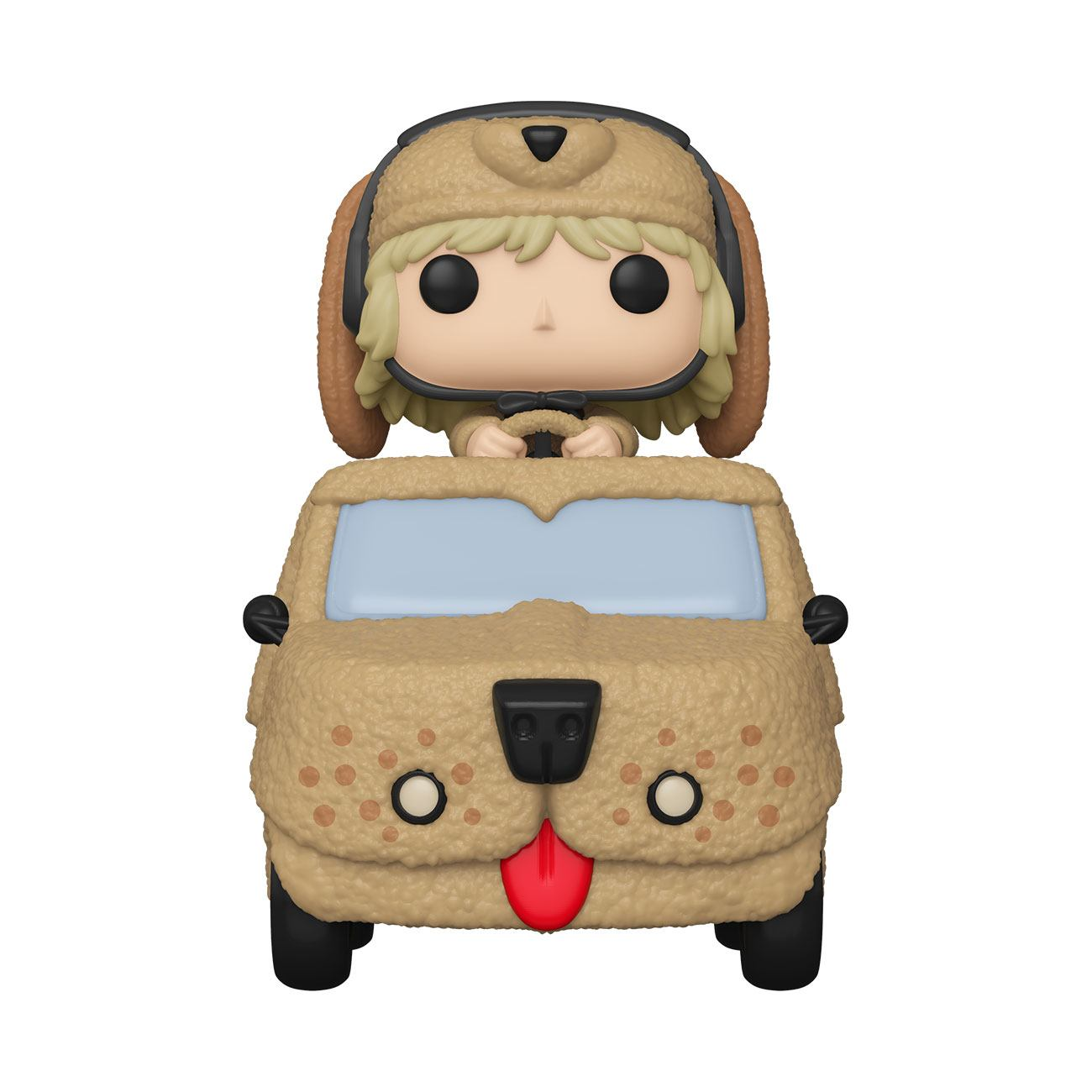 Dumb & Dumber - Harry Dunne in Mutts Cutts Van Funko POP!