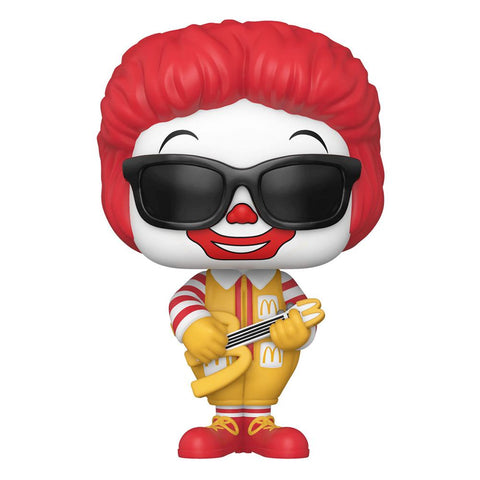 Ad Icons - McDonalds Rock Out Ronald Funko POP!