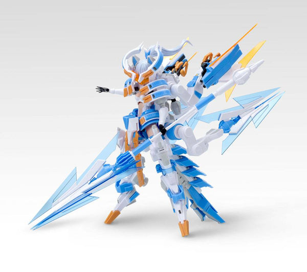 MS General Series Model Kit - MG-01 Zhao Yun x Cheng Huang 1/12