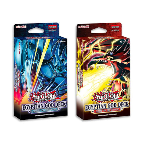 Yu-Gi-Oh Egyptian Gods Structure Deck *Pre-Order*