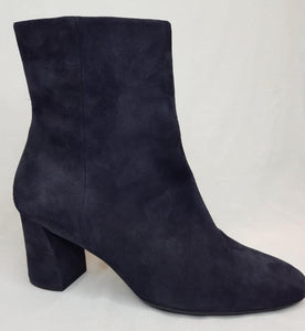 Hogl Navy Suede Ankle Boot