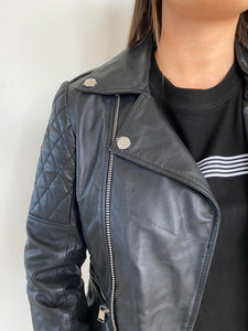Guess Leather Biker Jacket
