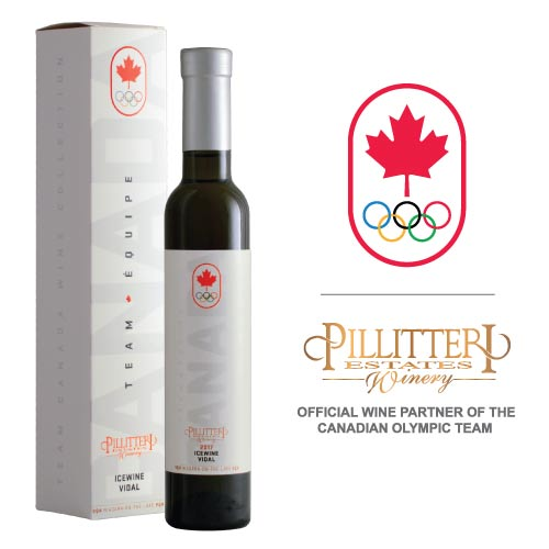 6 PACK SPECIAL - TEAM CANADA Vidal Icewine $120