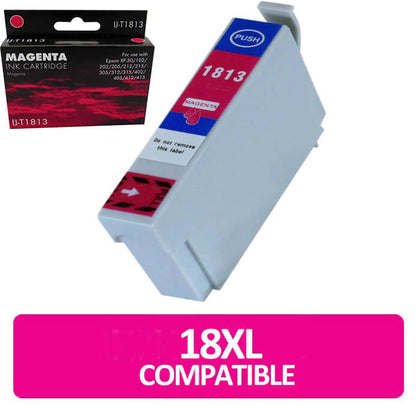 IJ T1813 Compatible Magento Epson Ink Cartridge (IJ-T1813) - Click 4 Ink