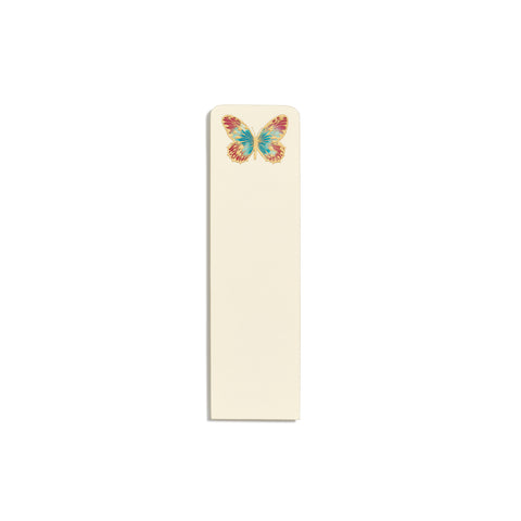 Butterfly Hand-painted Bookmark