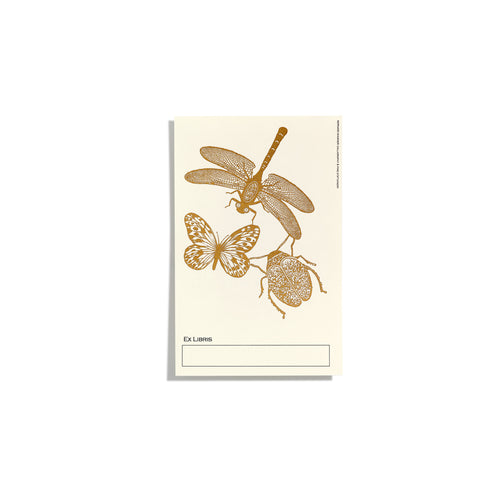 Bugs Gold Bookplate