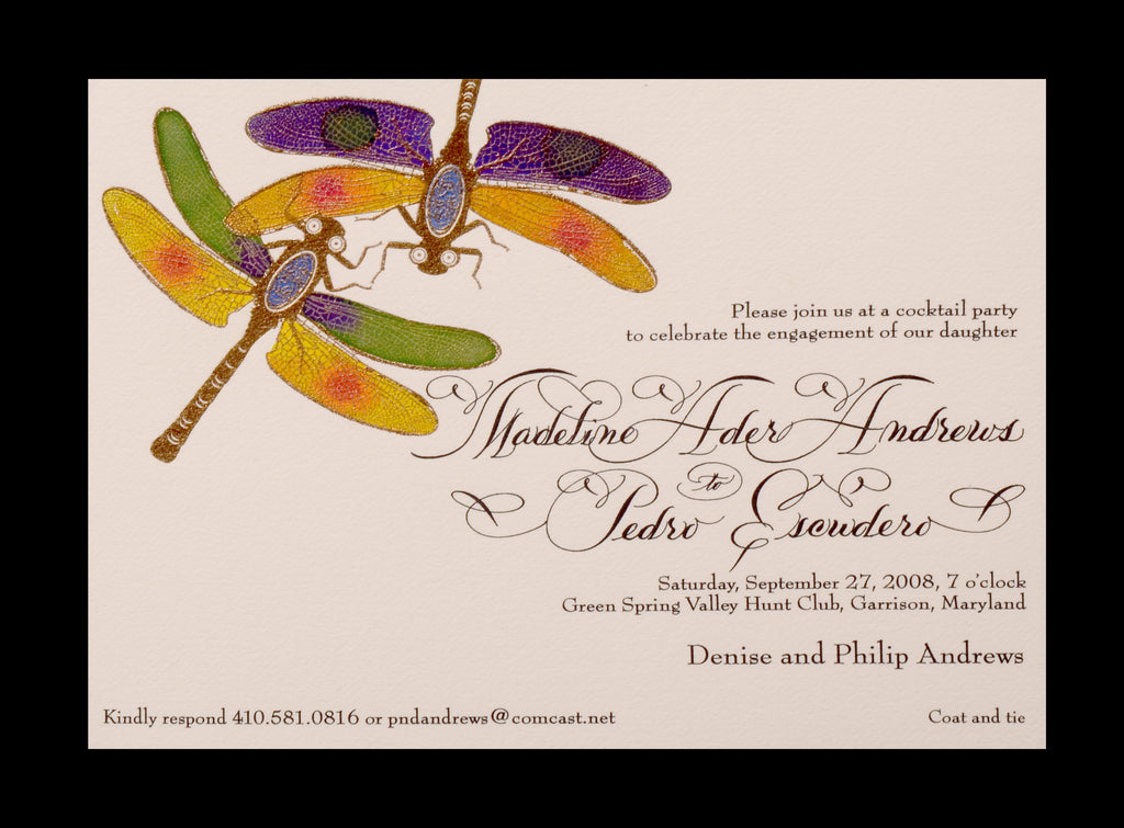 Custom Retail; title: Double Dragonfly Amended
