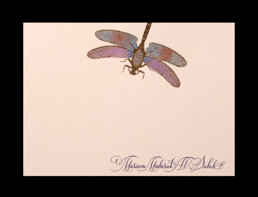 Custom Retail; title: Dragonfly Miriam
